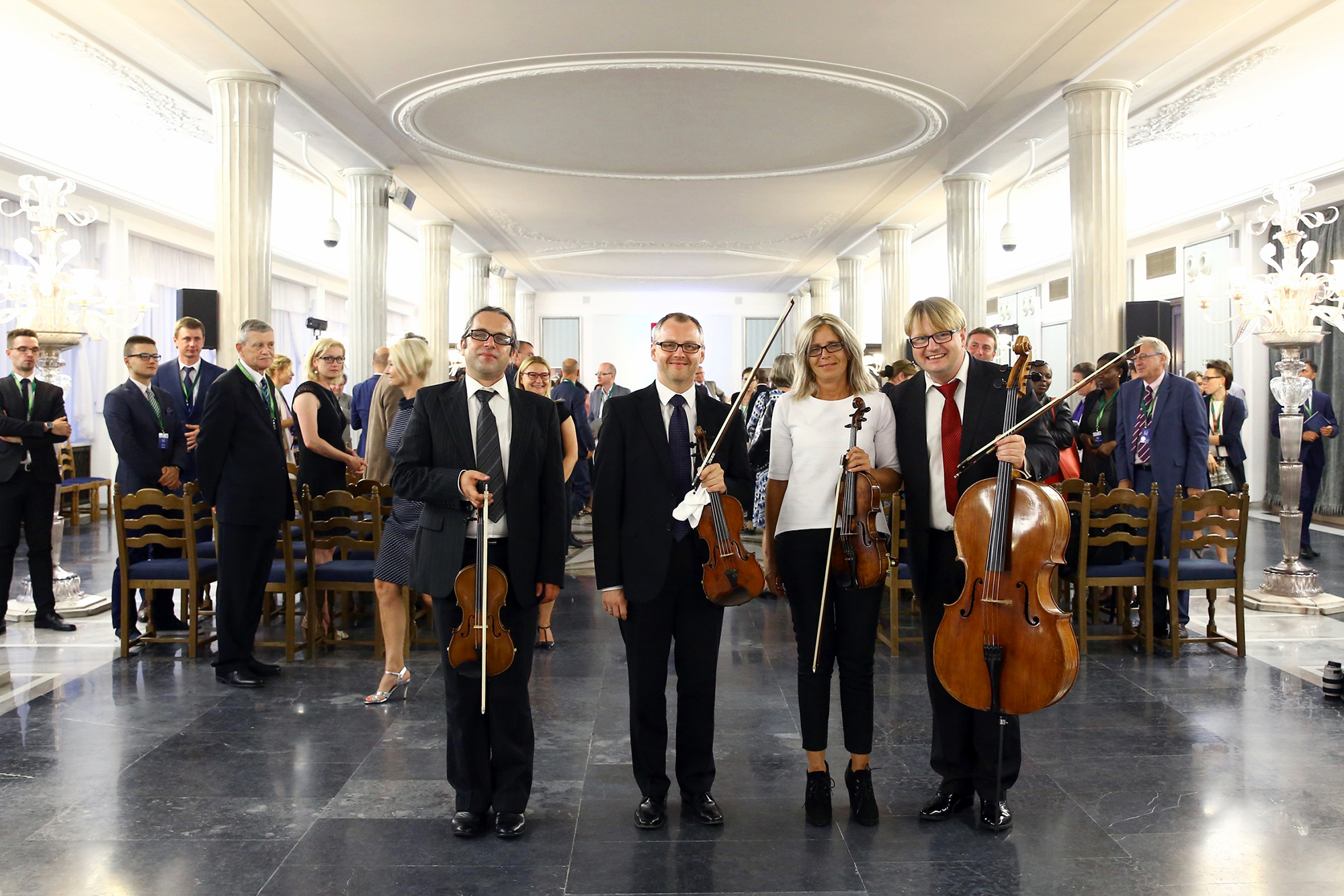 Sejm - Sala Kolumnowa