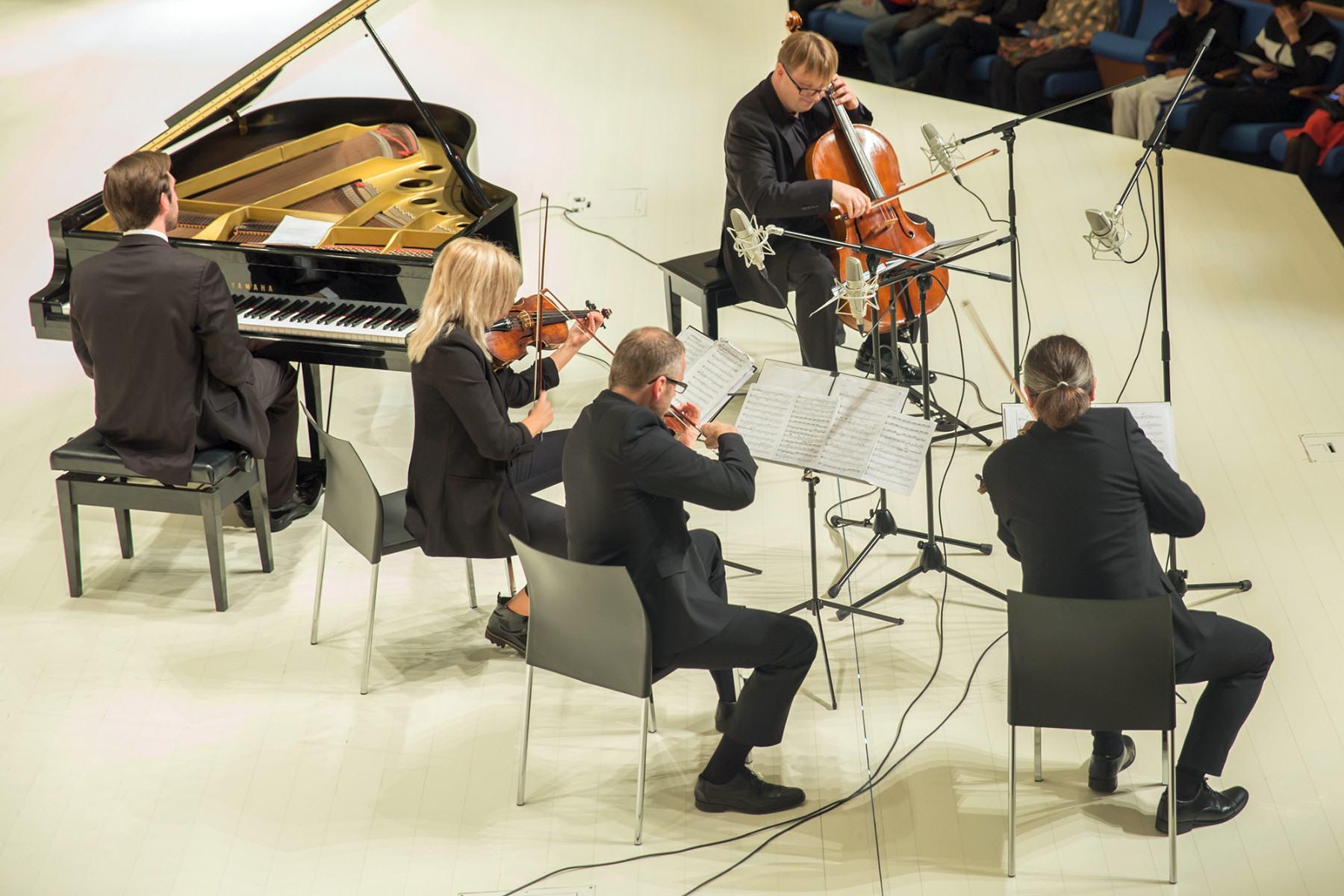 Altra Volta kwartet smyczkowy - Chiny = Chengdu dni kultury polskiej