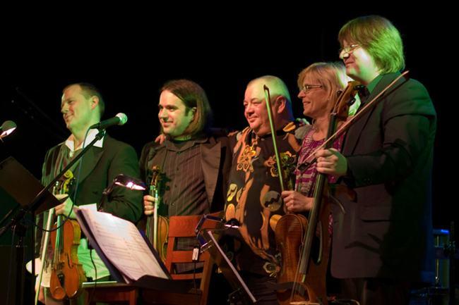 Soyka po śląsku - koncert kwartet smyczkowy - pieśni śląskie